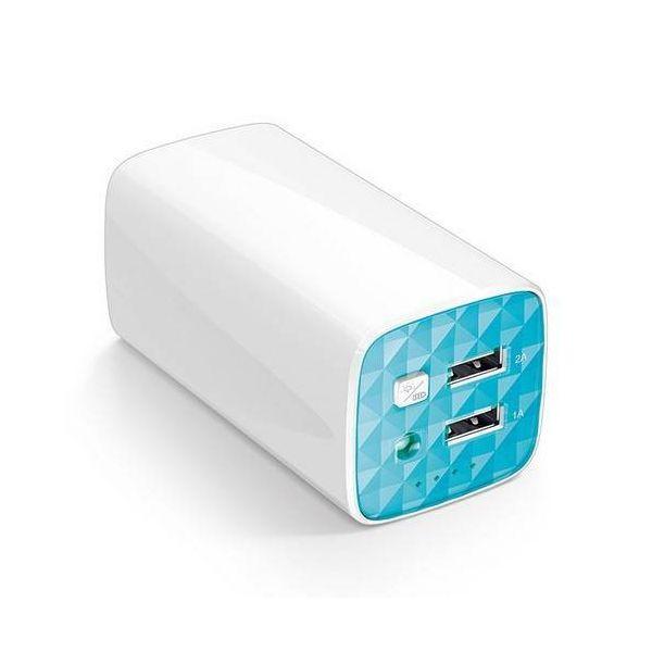 Batterie de secours Power-Bank 10400 mAh