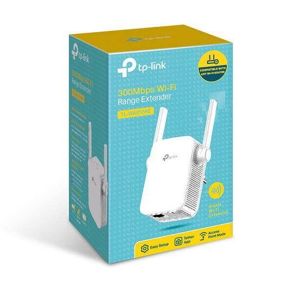 Répéteur WiFi - Point d'accès 300 Mbps