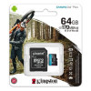 Carte microSD Plus Canvas GO! 64Gb