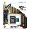 Carte microSD Plus Canvas GO! 128Gb