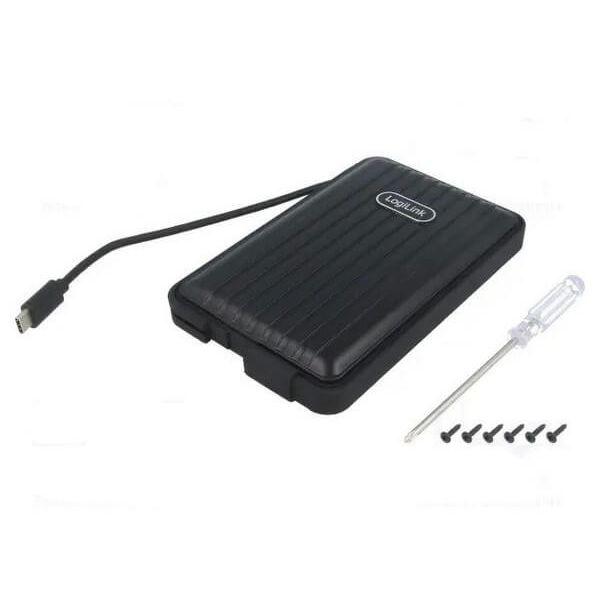 """Boîtier USB C pour disque dur SATA 2.5"""""""