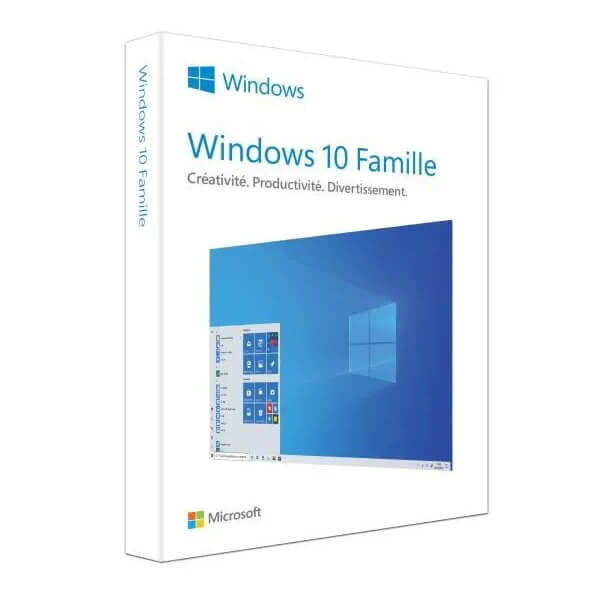 Licence Windows 10 Home