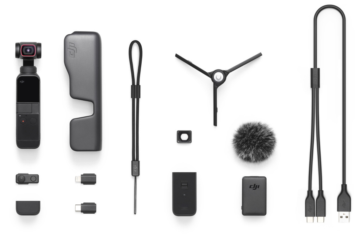 DJi Creator Bundle Pocket 2